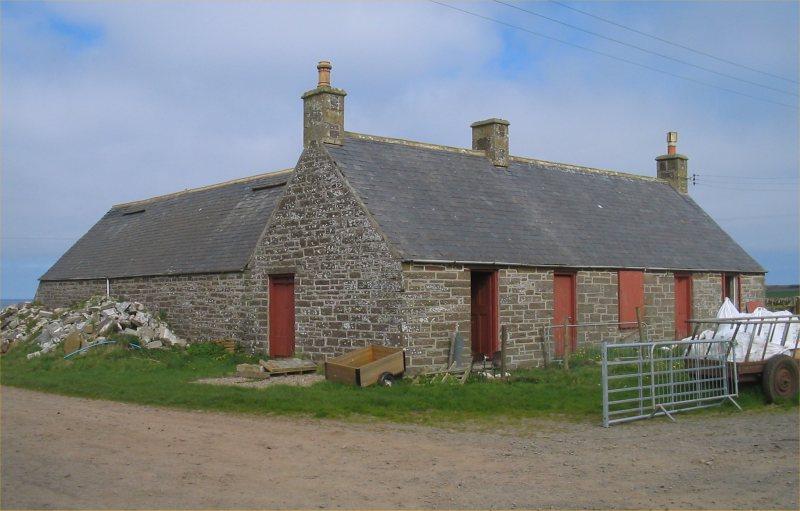 Photo: Ackergill Mains Farm