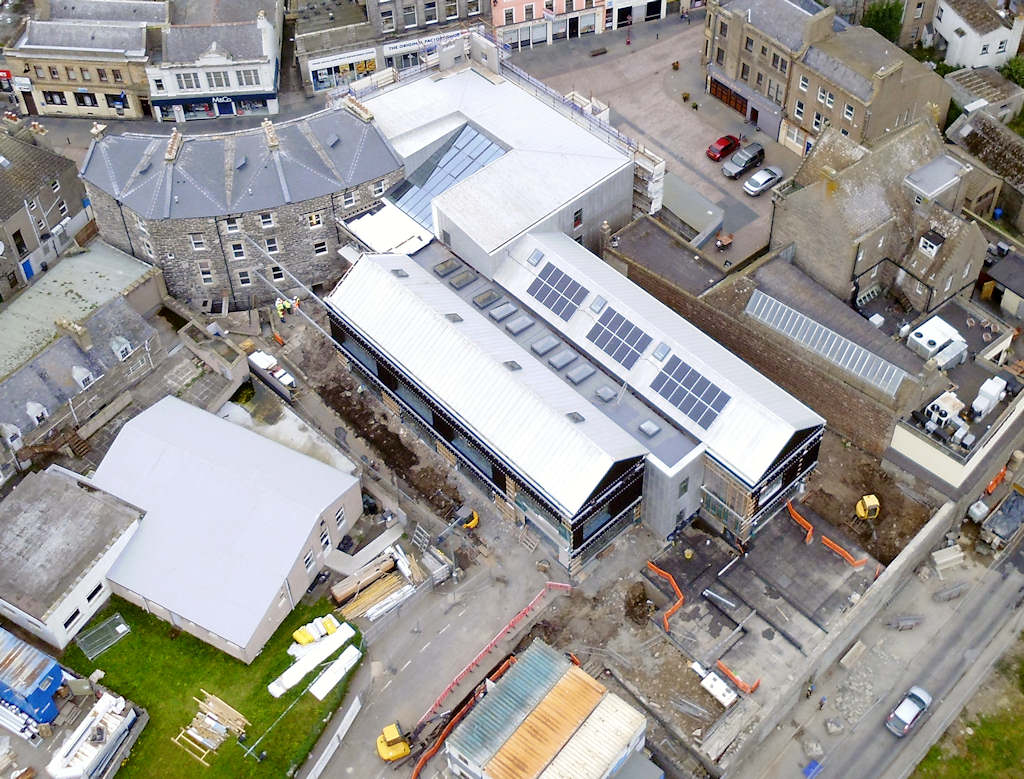 Photo: New Wick Council Offices