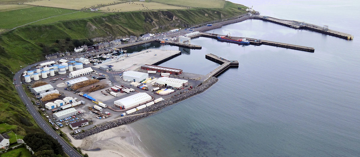 Photo: Scrabster Harbour