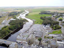 Wick Aerial View