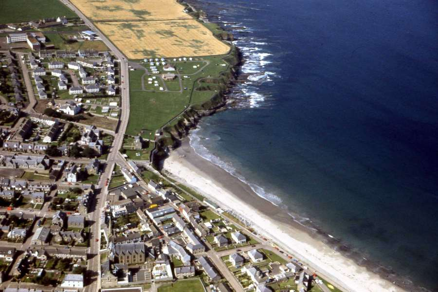 Photo: Thurso - 1st September 1991