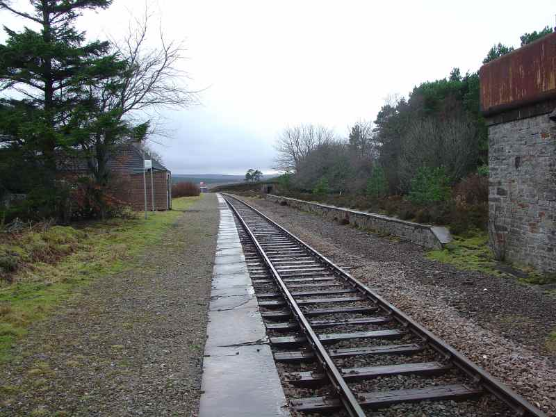 Photo: Altnabreac Station
