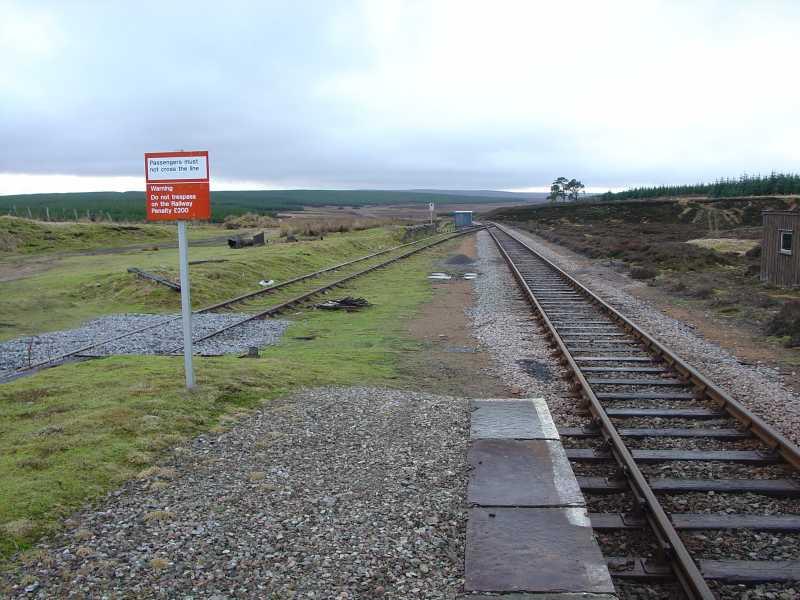 Photo: Altnabreac Station