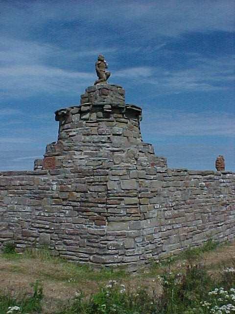 Photo: Statue