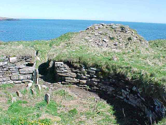 Photo: Nybster Broch