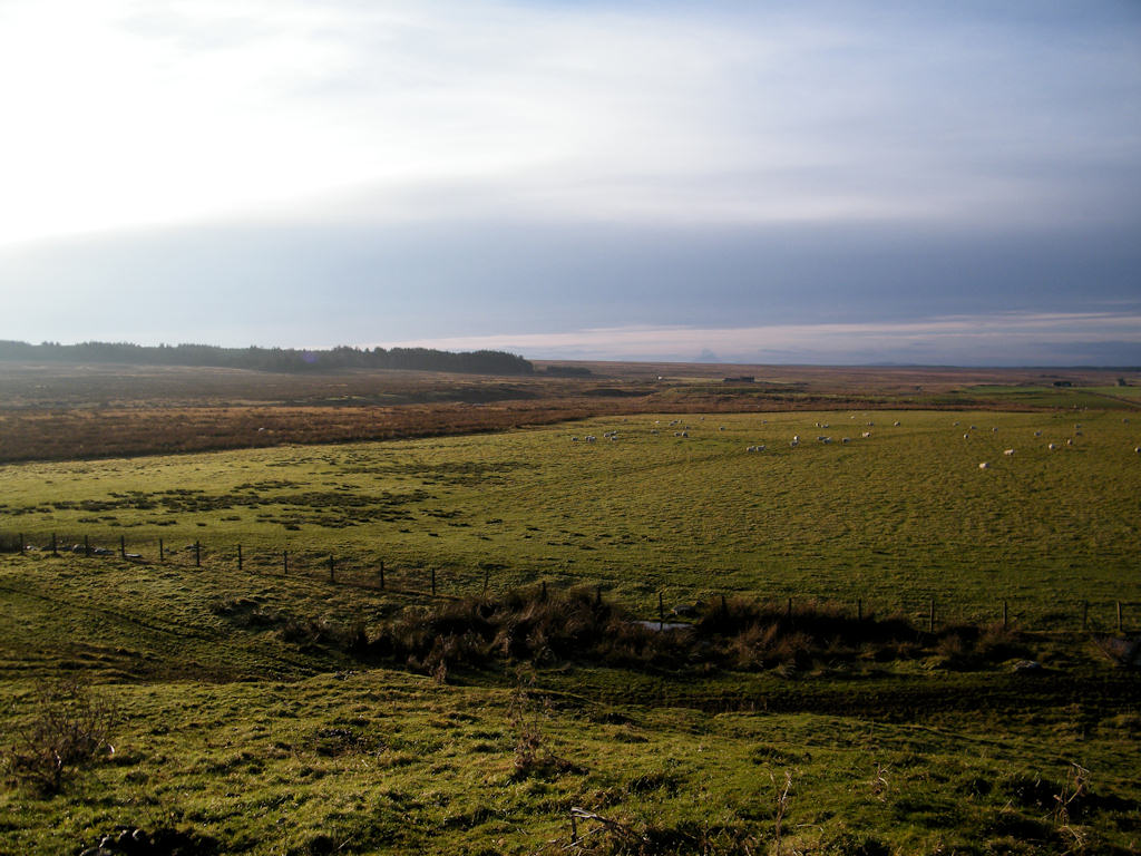 Photo: Bail a' Chairn Broch and Surroundings, Caithness