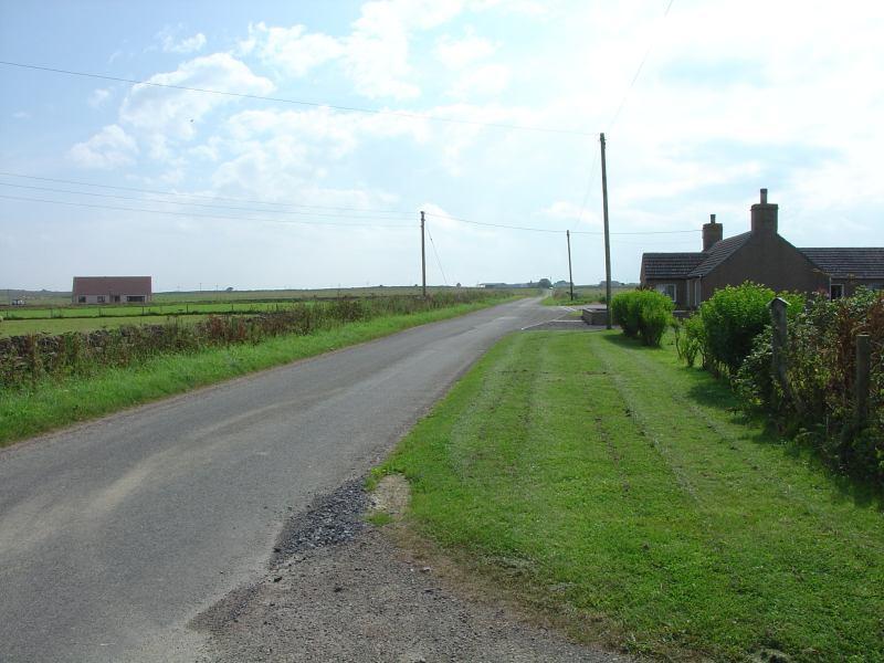 Photo: Road Near Bower Inn