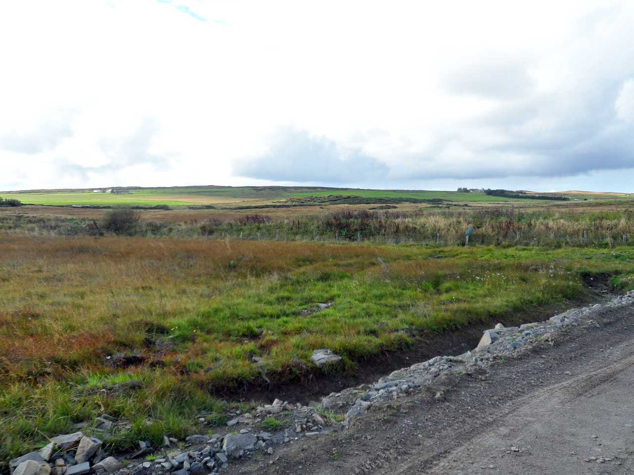Photo: Burn Of Whilk Wind Farm - 20 September 2014