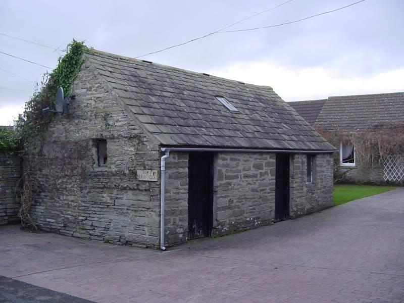 Photo: Allan's Lane, Castletown