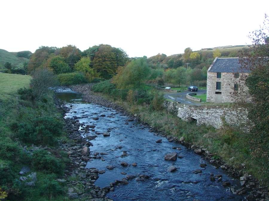 Photo: Dunbeath