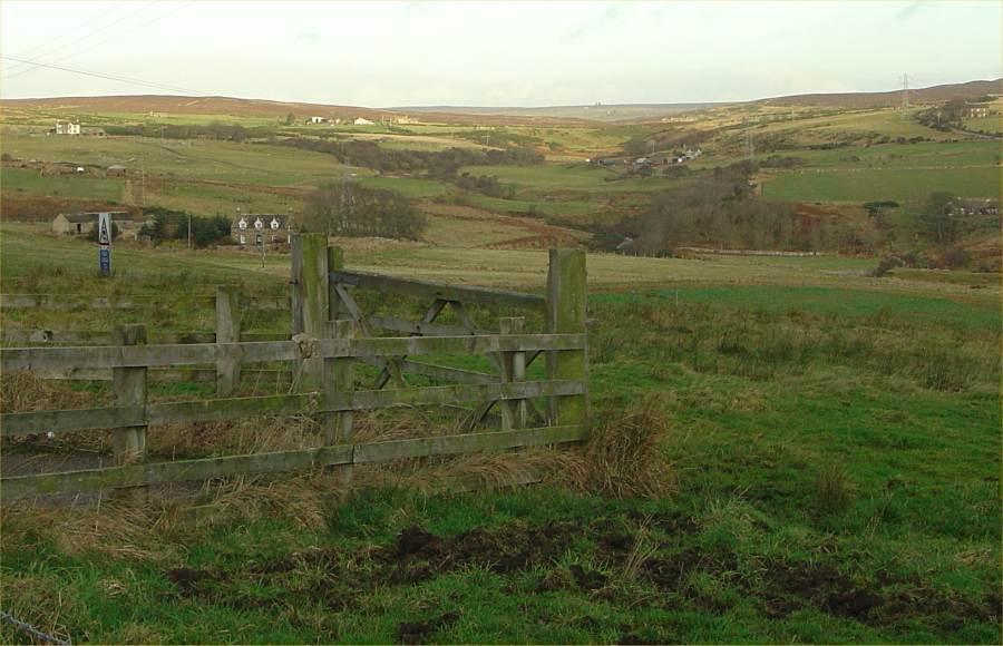 Photo: Dunbeath Strath - 23 December 2004