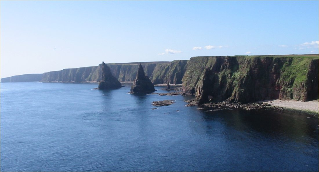 Photo: Duncansby Stacs - 27 April 2007