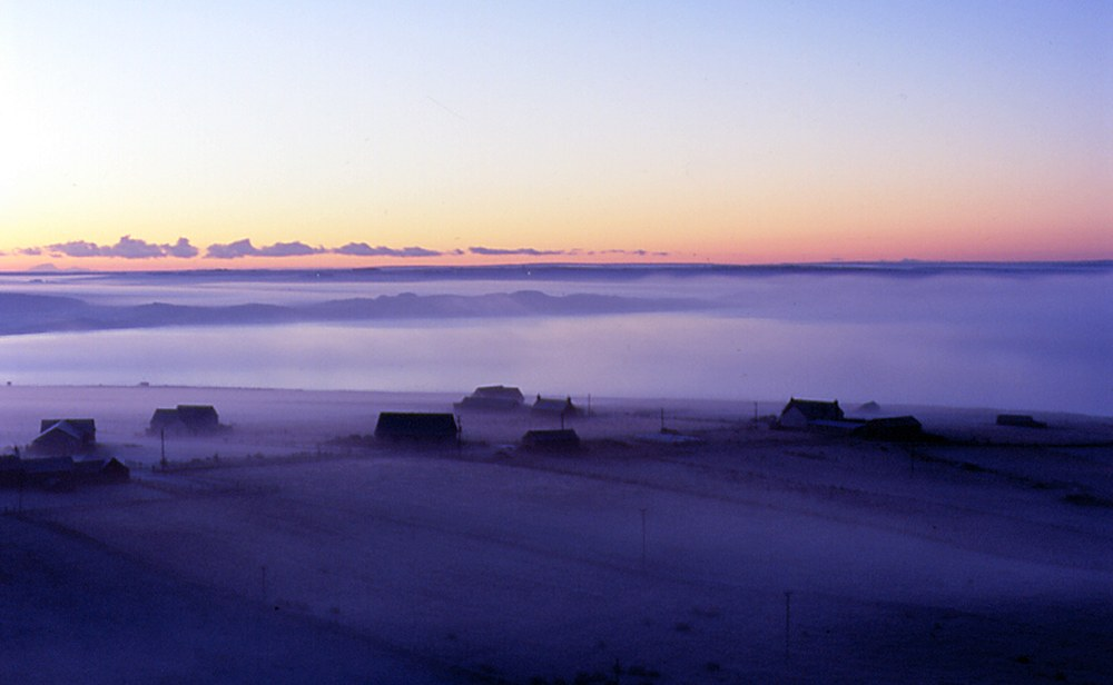Photo: Dawn Breaks Over Dunnet
