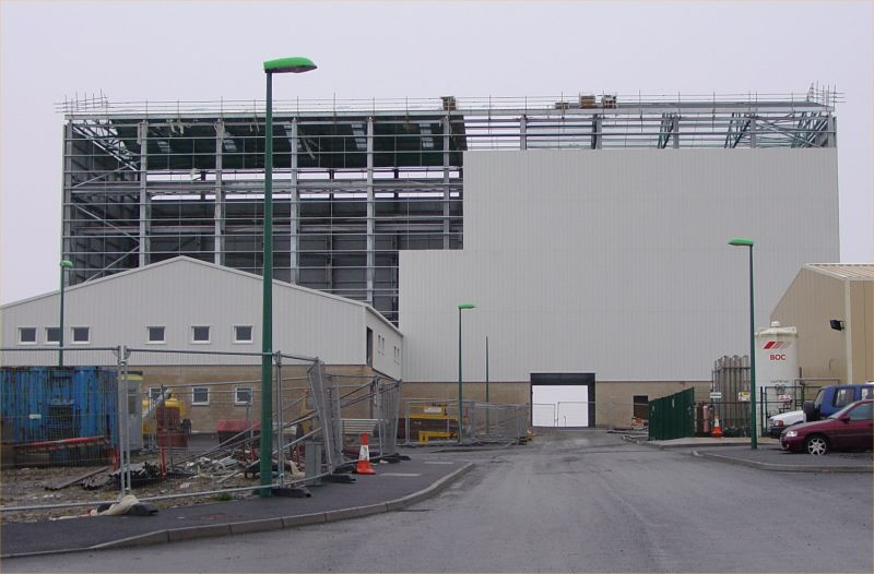 Photo: J G C Engineering & Technical Services - Test Facility