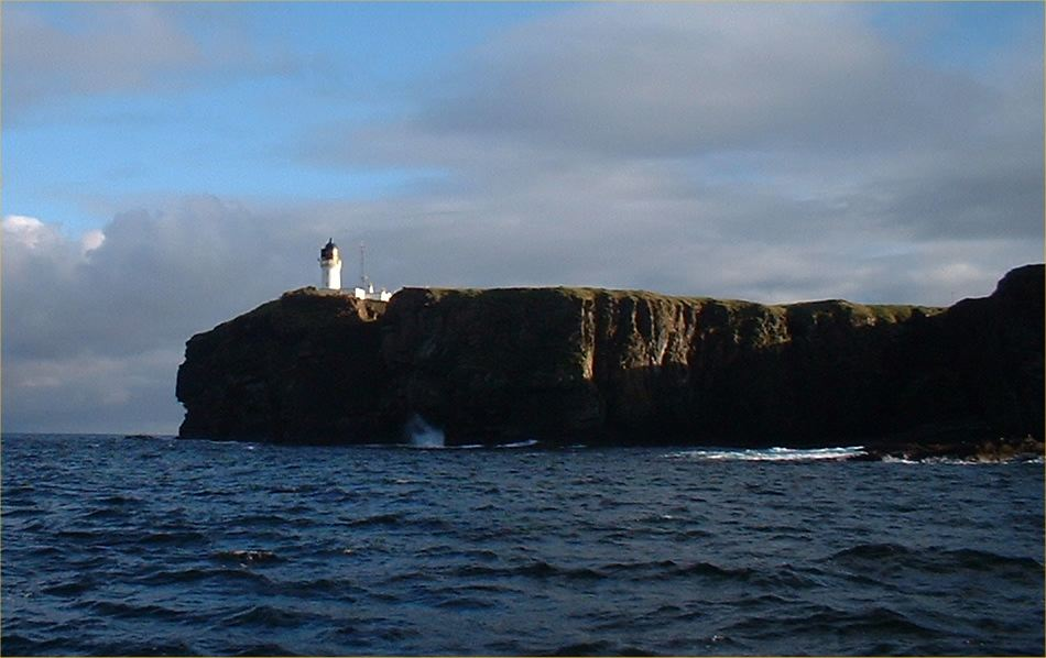 Photo: Nosss Head From The Sea