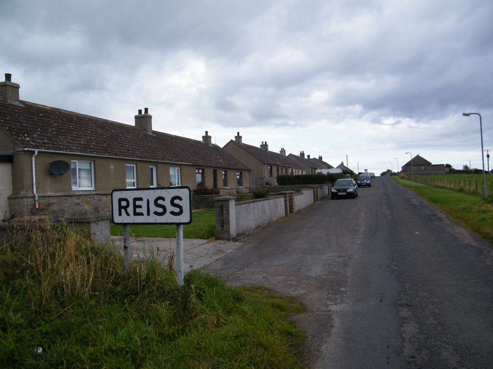 Photo: Reiss, Caithness