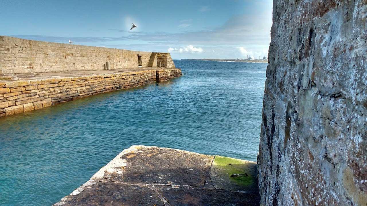 Photo: Sandside, Caithness
