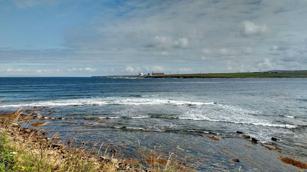 Photo: Sandside, Caithness