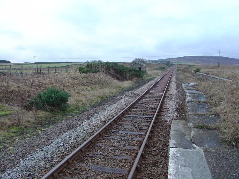 Photo: Scotscalder Station