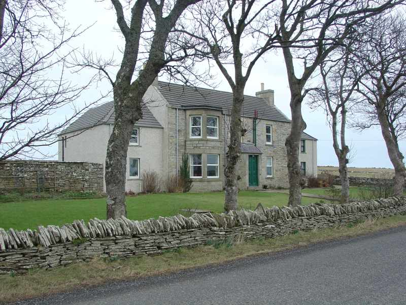 Photo: Formely A Manse - Shebster, Caithness