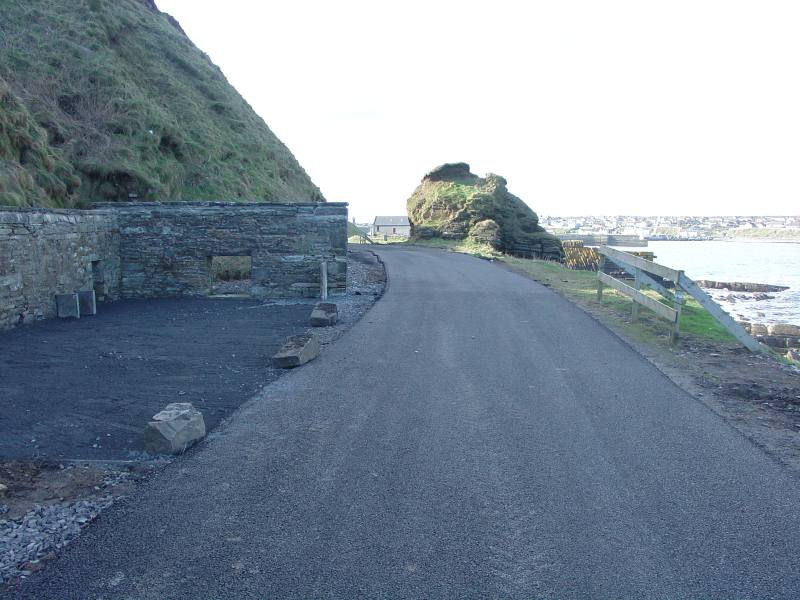 Photo: New Paths At South Head, Wicks