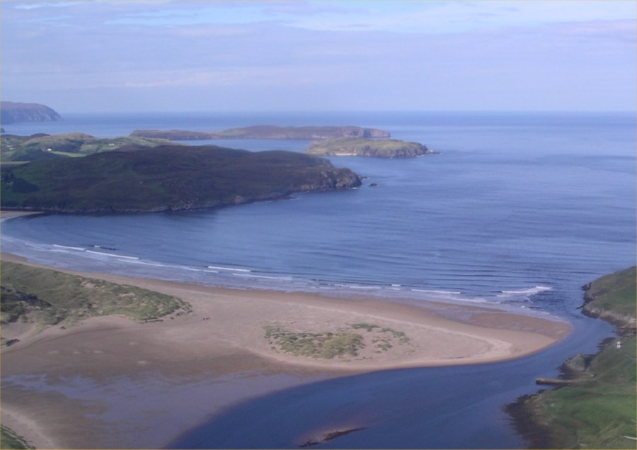 Photo: Flying Around Bettyhill And Melvich