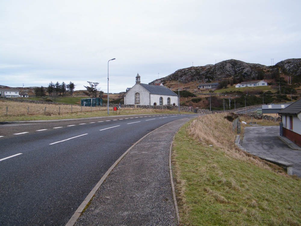 Photo: Kinlochbervie