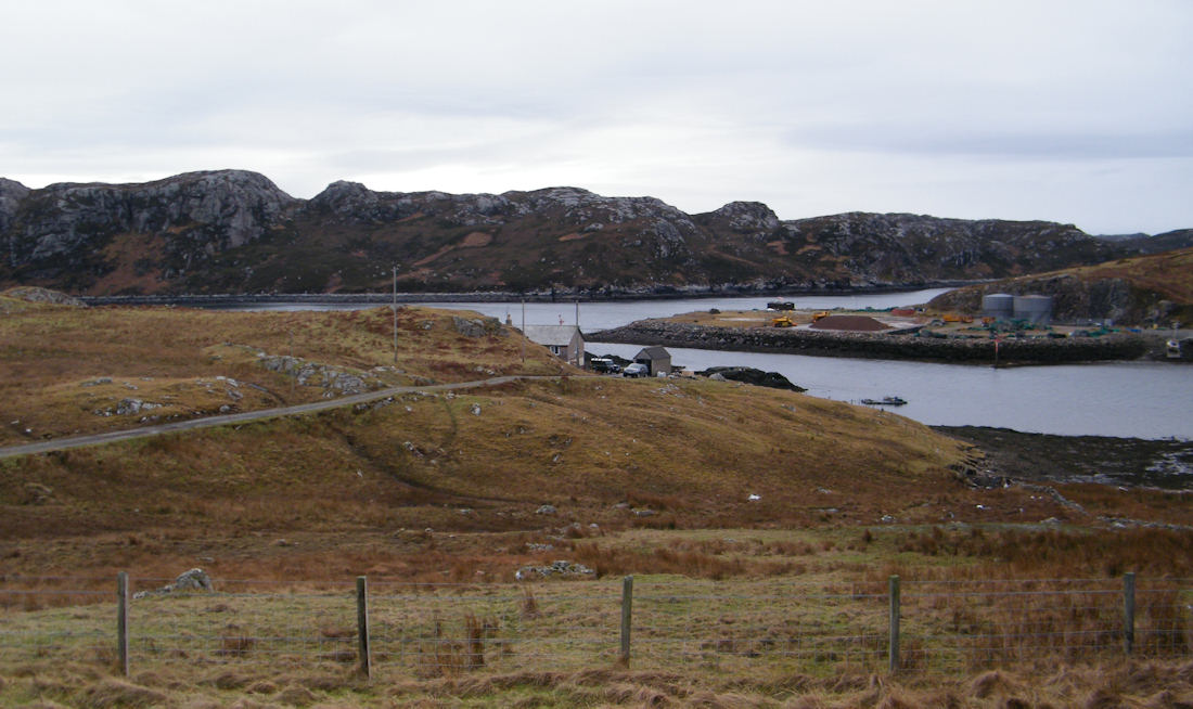 Photo: Kinlochbervie Harbour