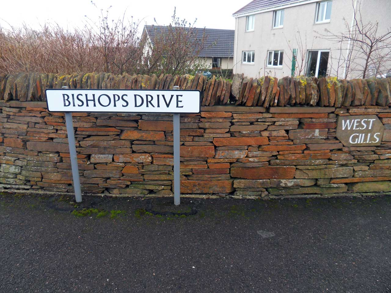 Photo: Bishops Drive, West Gills, Thurso
