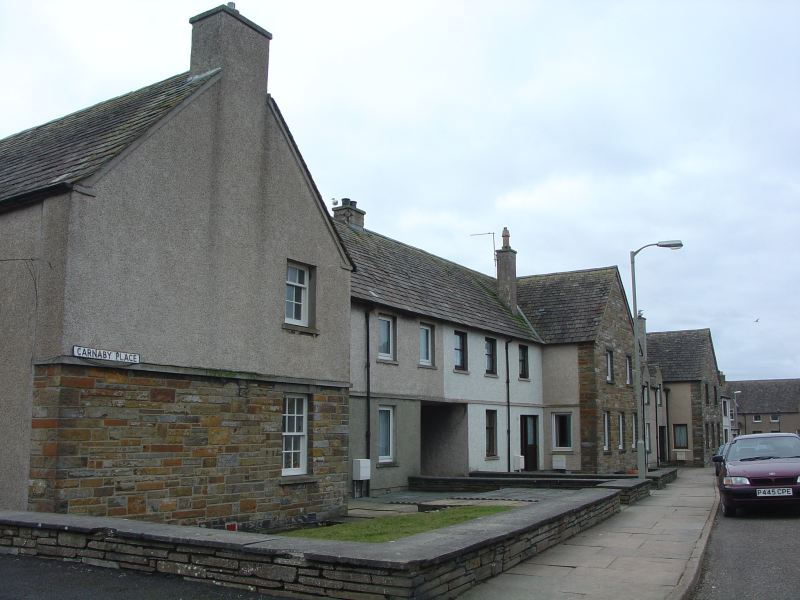 Photo: Carnaby Place, Thurso