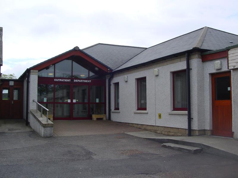 Photo: Dunbar Hospital