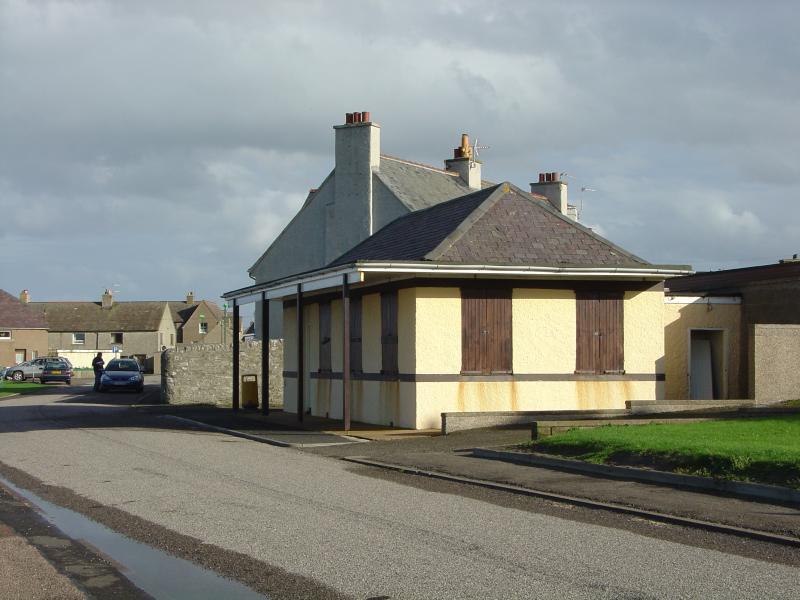 Photo: The Pavilion - Esplanade - Thurso