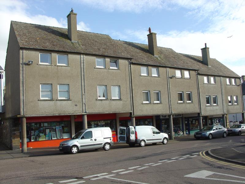 Photo: High Street, Thurso