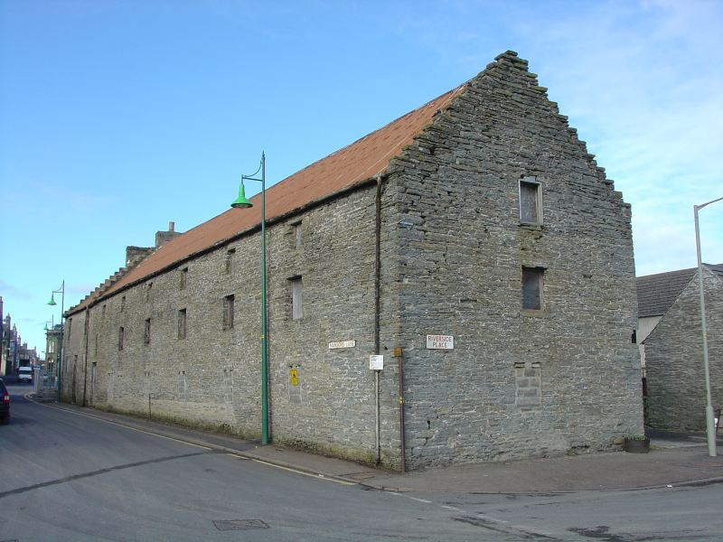 Photo: Old Brewery - Mansons Lane - Thurso