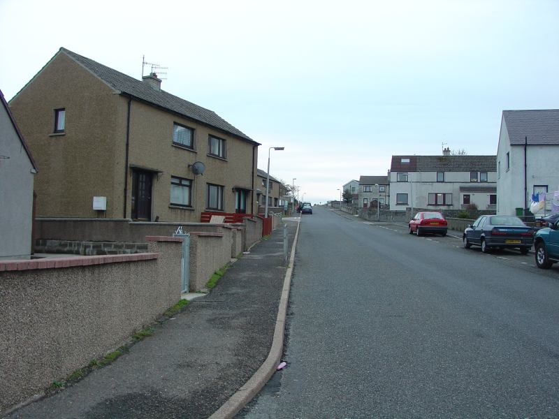 Photo: Mount Pleasant Road, Thurso