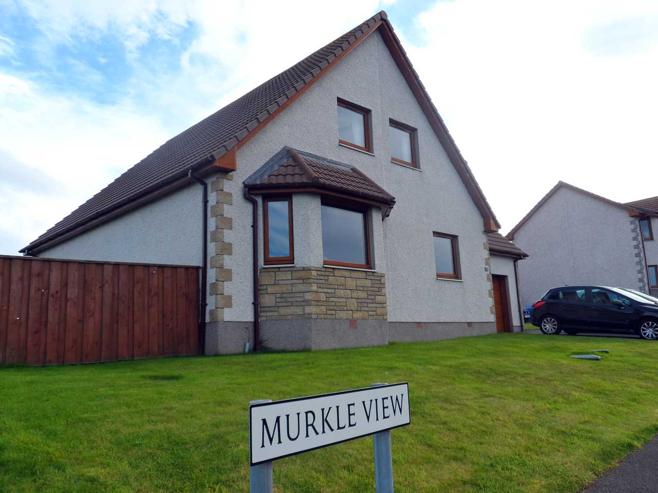 Photo: Murkle View, Thurso