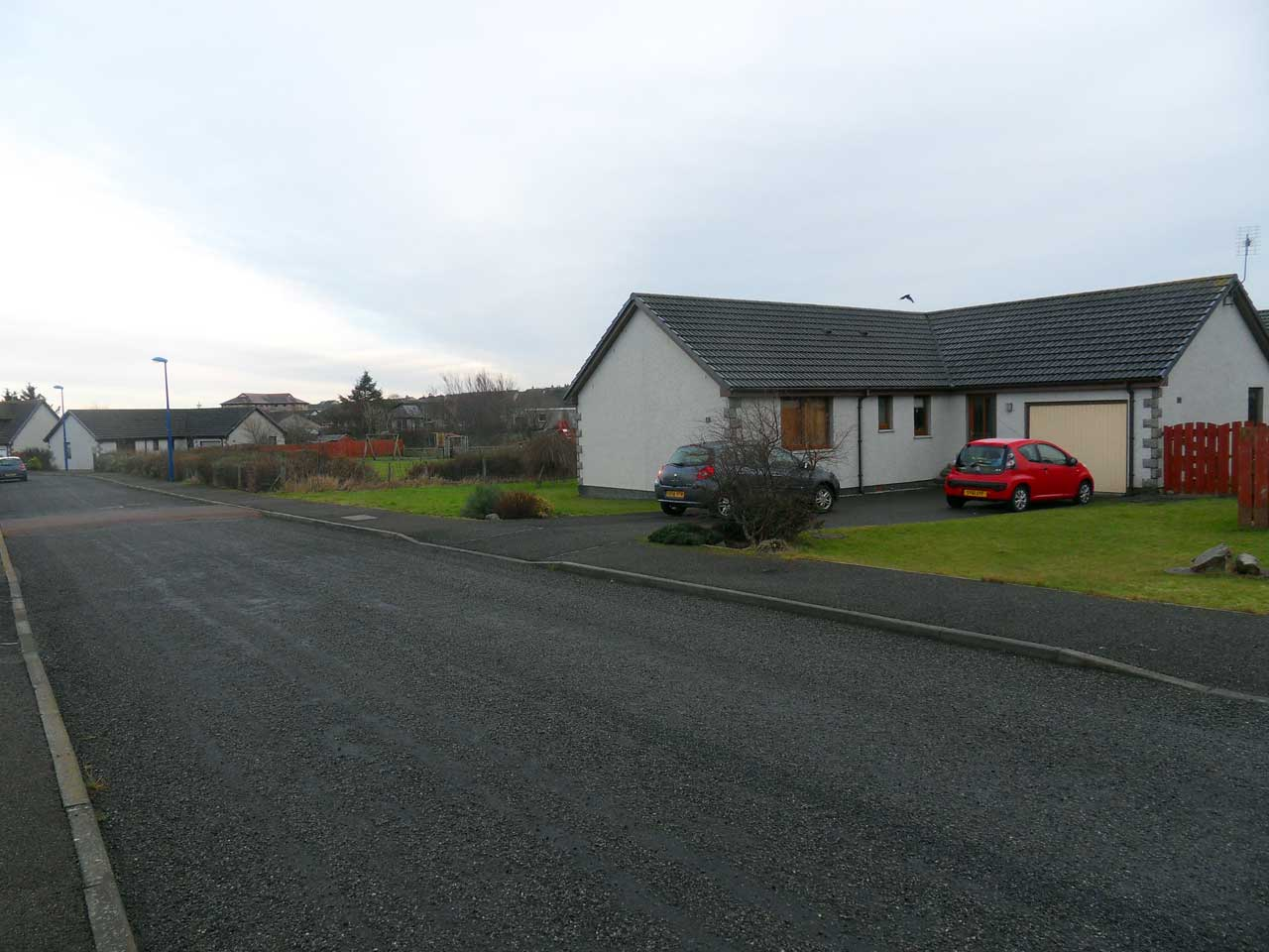 Photo: Ola Drive, West Gills, Thurso