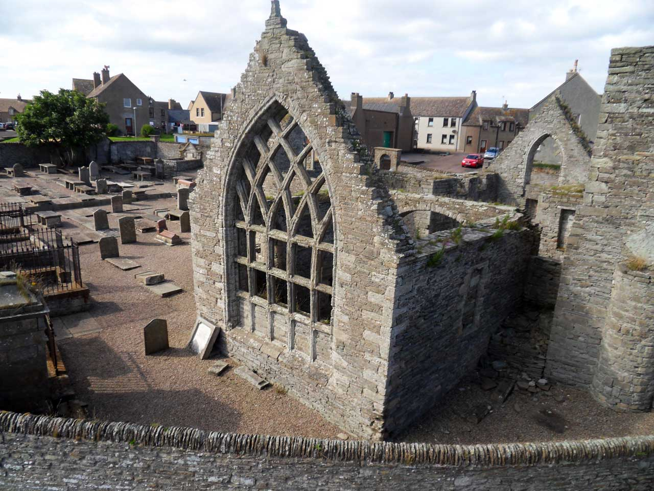 Photo: Old St Peters Church - Thurso