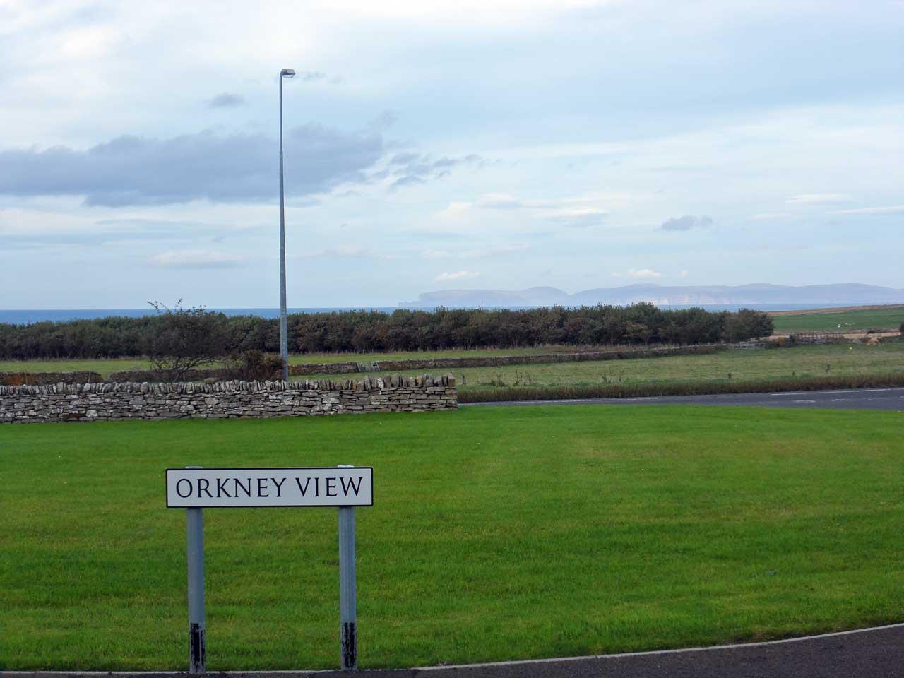Photo: Orkney View, Thurso