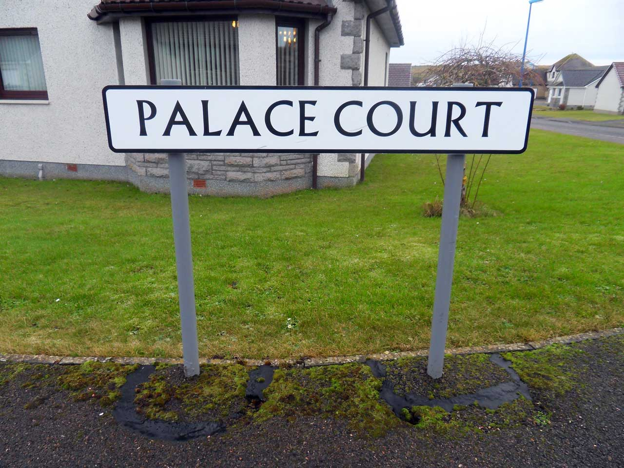 Photo: Palace Court, West Gills, Thurso