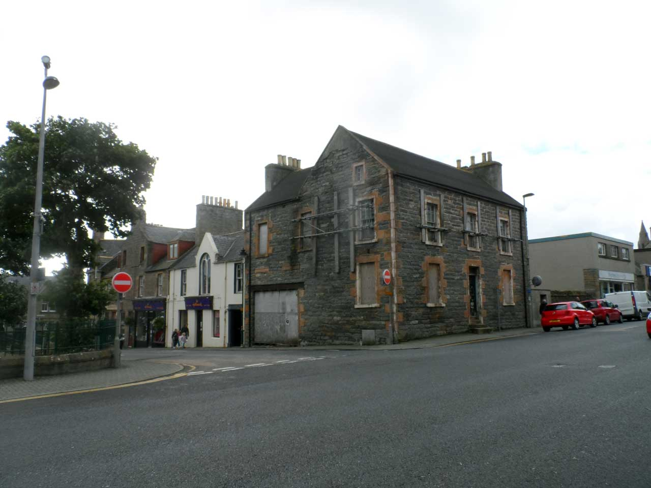 Photo: Princes Street, Thurso - 18 August 2014