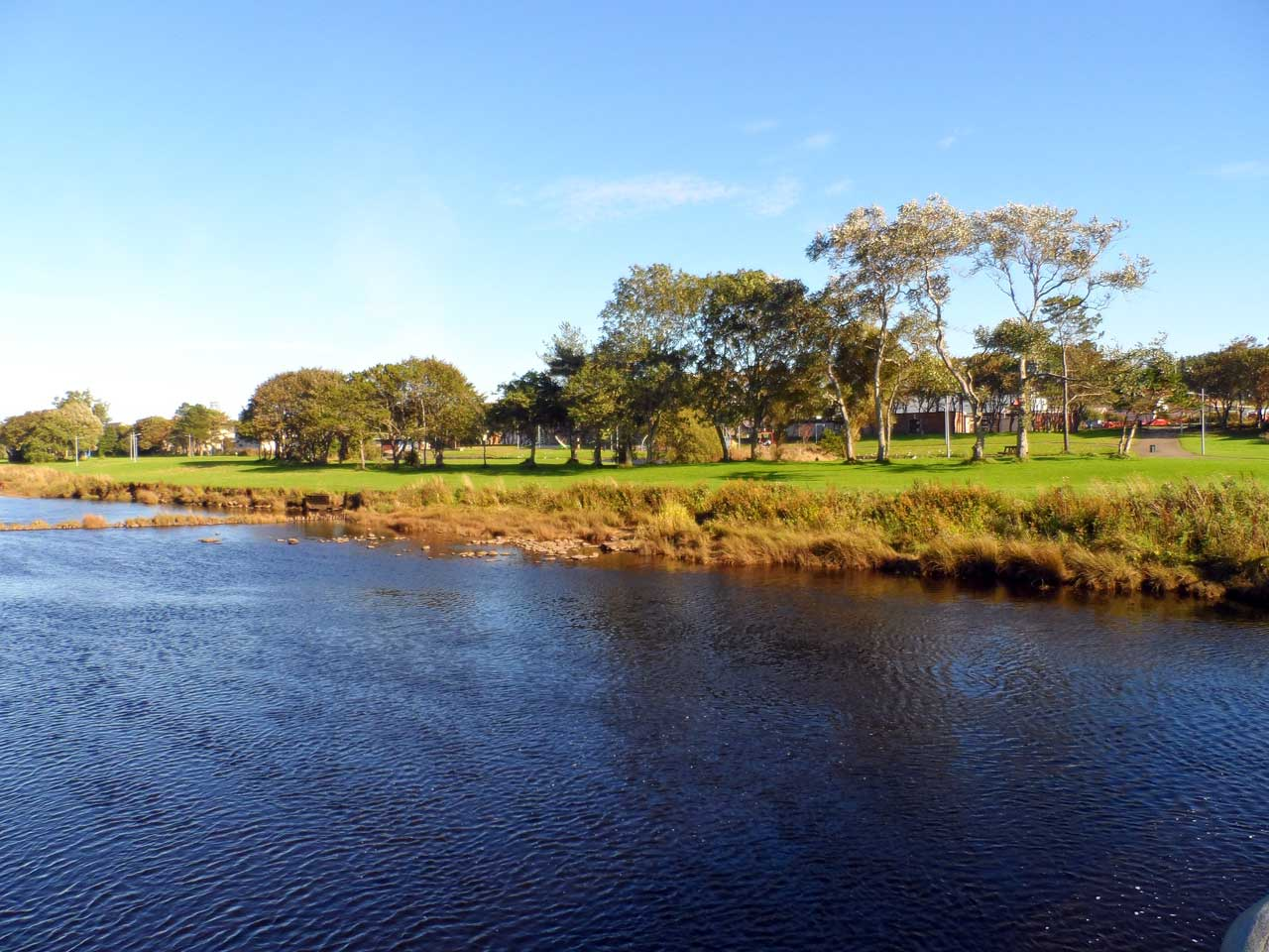 Photo: Thurso River Walk
