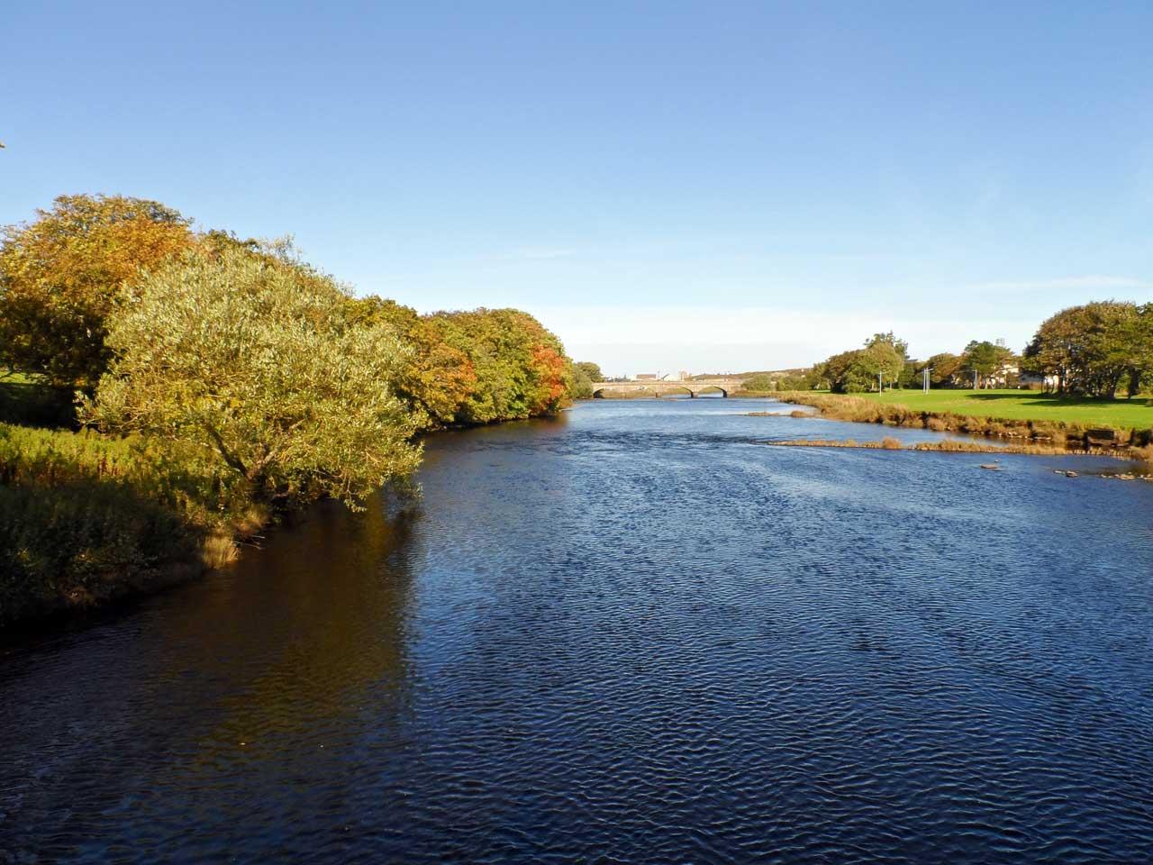 Photo: Thurso River Walk