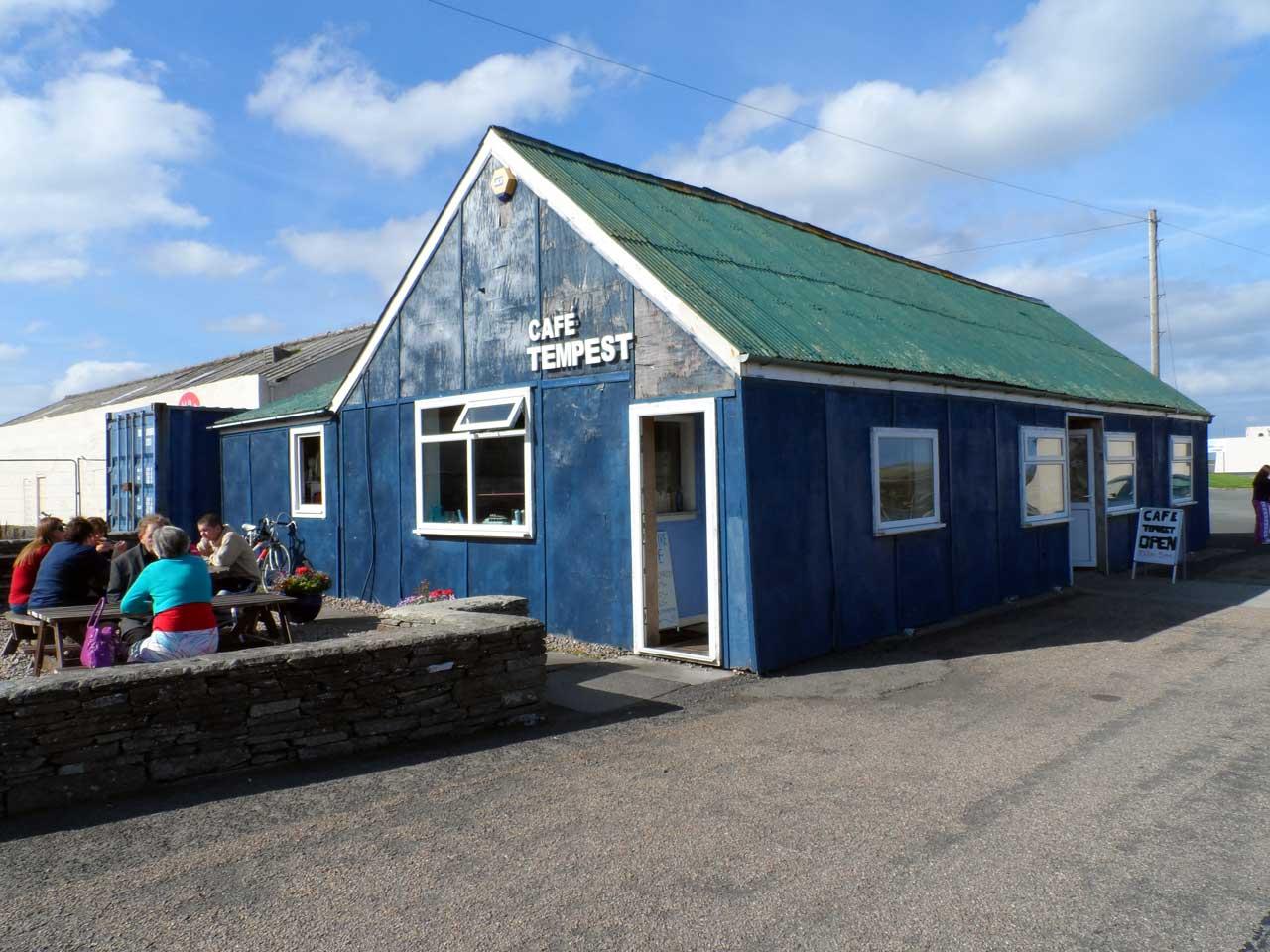 Photo: Cafe Tempest, Thurso - Sun and Surf