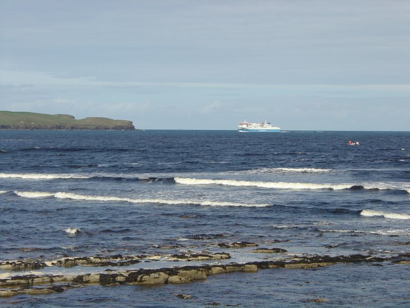 Photo: Thurso Bay