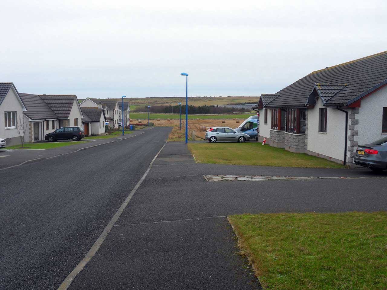 Photo: Wolfburn Road, West Gills, Thurso