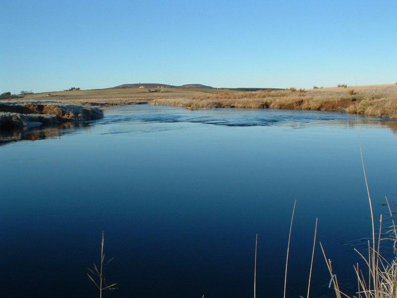 Photo: Thurso River - Early Morning - 31 January 2006