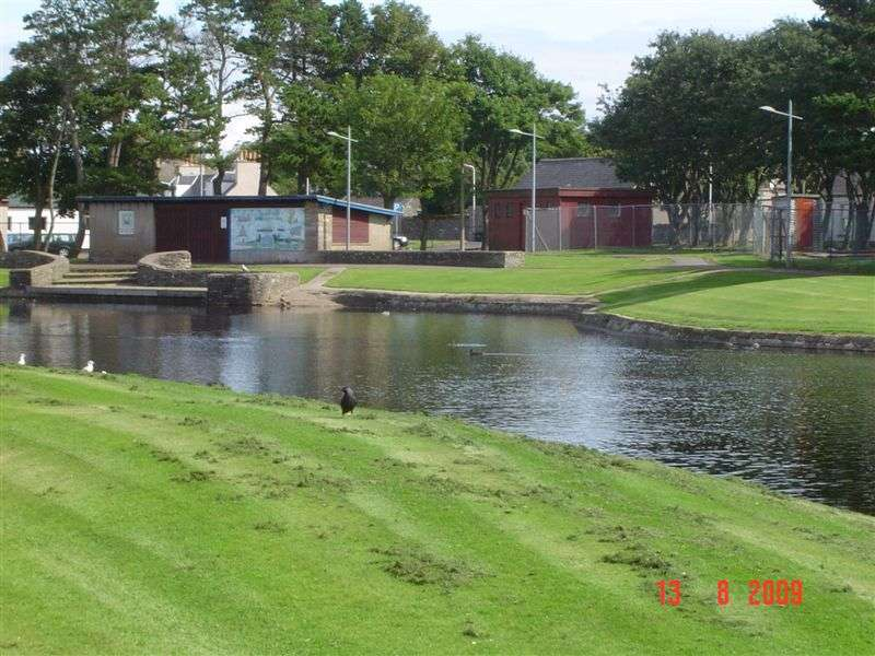 Photo: Thurso River, Caithness - 13 August 2009