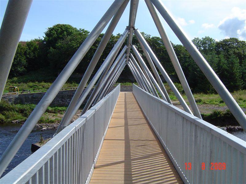 Photo: Thurso River, Caithness - 13 August 2009