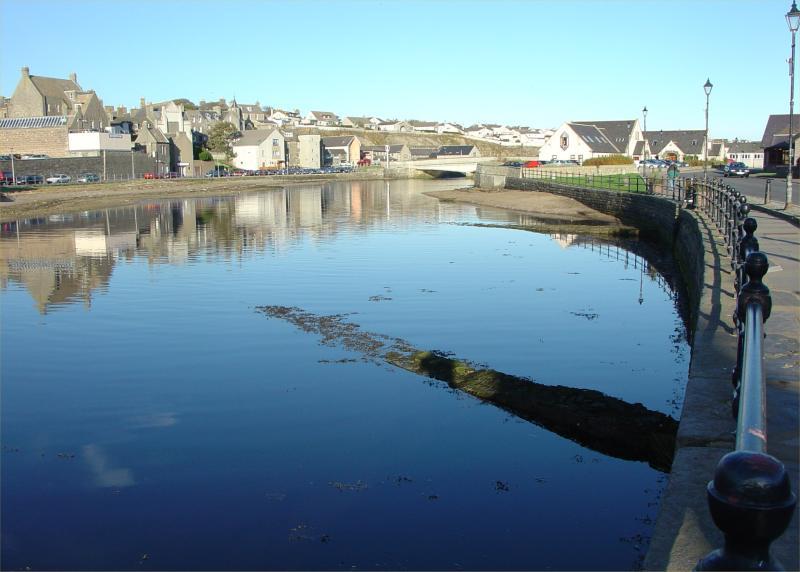 Photo: Wick 17 October 2003